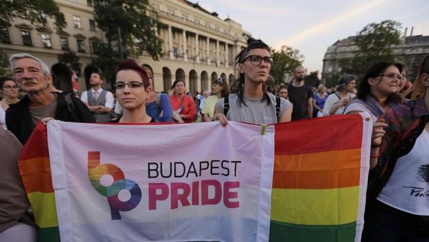 Na Madžarskem istospolnim osebam dodatno omejili pravice (foto: Profimedia)