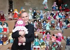 Unicefove punčke iz cunj - unikatno darilo, ki v sebi nosi dobrodelno noto