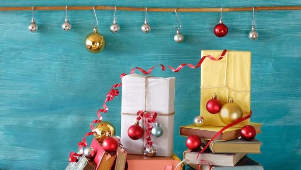 Predpraznični paket knjig za otroke in mladino ter ena za učitelje in starše (foto: profimedia)