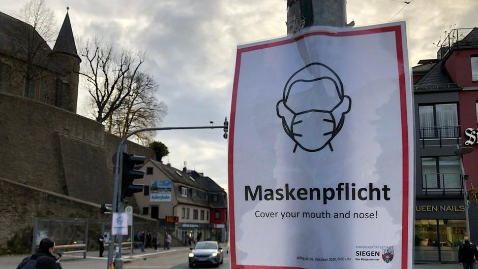 V Nemčiji se ustavlja javno življenje do 10. januarja (foto: Shutterstock)