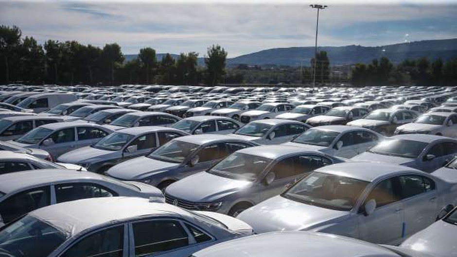 Z letom 2021 prenovljen sistem obdavčitve motornih vozil (foto: Anže Malovrh/STA)