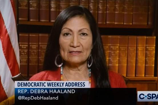 Na ministrskem položaju v ameriški vladi bo prvič ameriška Indijanka