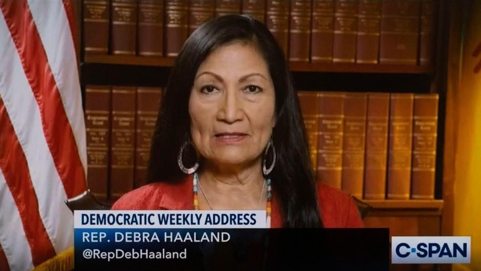 Na ministrskem položaju v ameriški vladi bo prvič ameriška Indijanka (foto: Profimedia)
