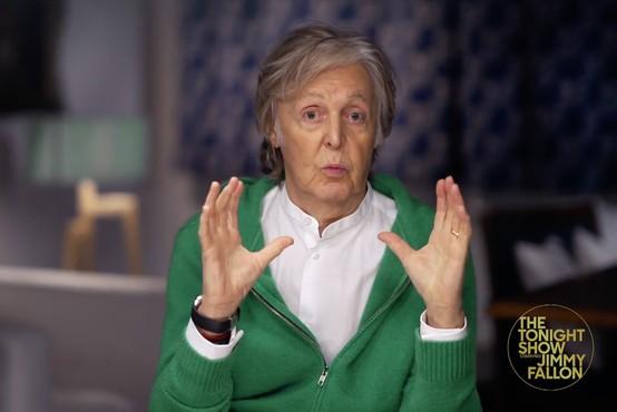 Paul McCartney izdal tretji zaporedni album, ki ga je v celoti posnel sam