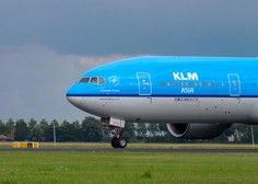 Nizozemska zaradi novega seva koronavirusa prepovedala potniške lete iz Velike Britanije