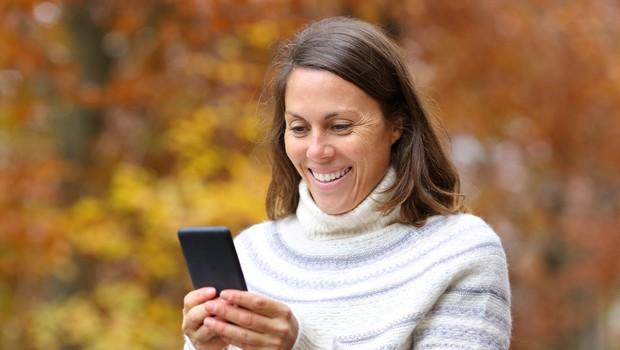V tretjem četrtletju poslanih 10 odstotkov več sporočil MMS (foto: Profimedia)
