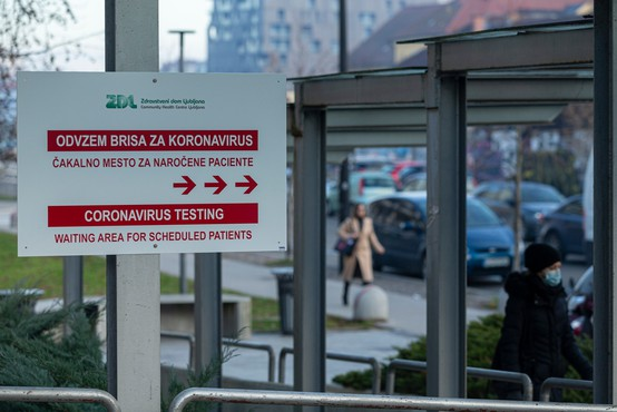 V torek začetek množičnega testiranja v več mestnih občinah