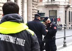 Po novem je ob vstopu v Italijo za vse obvezna karantena
