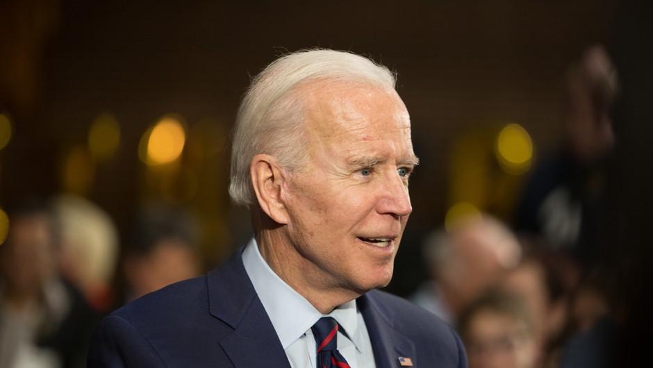 Proti covidu-19 se je cepil tudi Joe Biden in dejal: Ničesar se ni treba bati (foto: Shutterstock)