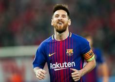 Messi postavil nov rekord in prehitel Brazilca Peleja