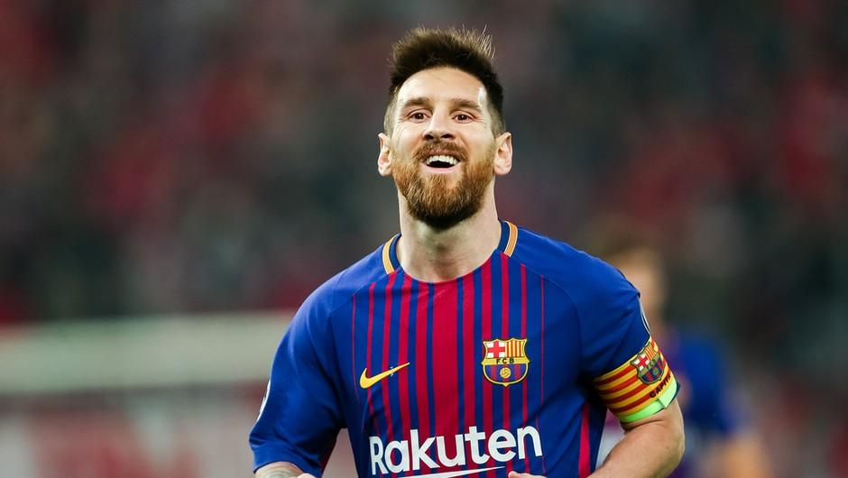Messi postavil nov rekord in prehitel Brazilca Peleja (foto: Shutterstock)