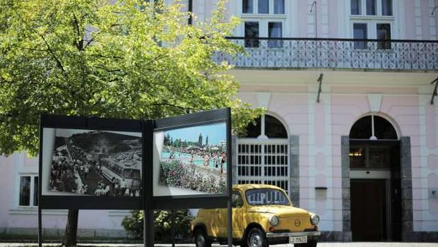 Muzej novejše zgodovine Slovenije tudi z razstavo o 30 letih samostojne Slovenije (foto: Daniel Novakovič/STA)