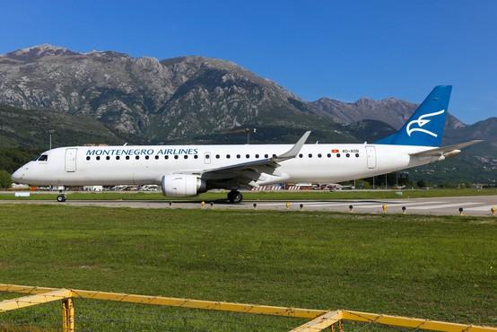 Vlada ugaša Montenegro Airlines, a že ustanavlja novo letalsko družbo