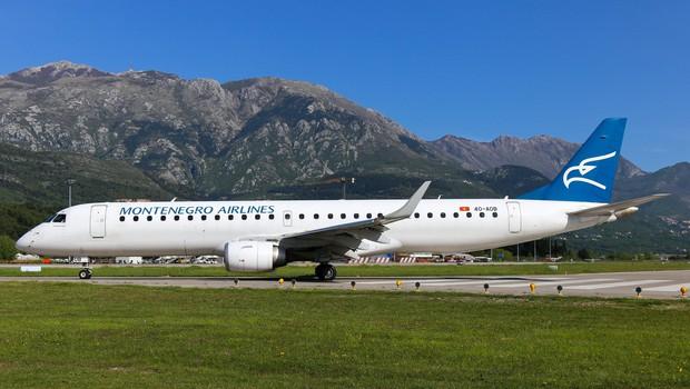 Vlada ugaša Montenegro Airlines, a že ustanavlja novo letalsko družbo (foto: Profimedia)