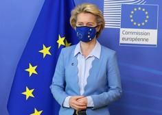 EU in Združeno kraljestvo dosegla dogovor o prihodnjih odnosih po brexitu
