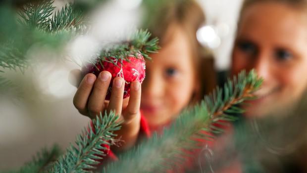 Kako varno preživeti dovoljeno 36-urno praznično druženje s sorodniki (nasveti NIJZ) (foto: Shutterstock)