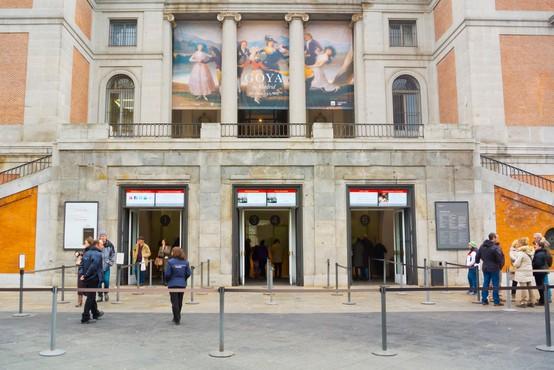 V madridskem muzeju Prado so združili umetnost s tehnologijo