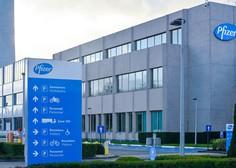 Iz Belgije je v Slovenijo prispela prva pošiljka cepiva proti covidu-19