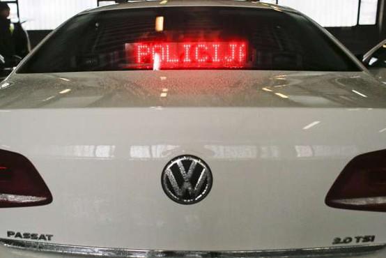 Avtocestna policija prihaja že v prihodnjih mesecih, tu so prve uradne podrobnosti