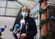 Marija Magajne: Cepljenje nas navdaja z upanjem, da smo na začetku konca epidemije