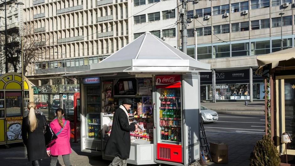 Vnovič odprte tržnice, trafike in frizerski saloni (foto: profimedia)