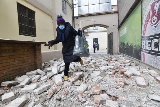 Hrvaško stresel močan potres magnitude 6,3, nuklearno elektrarno Krško preventivno ustavili