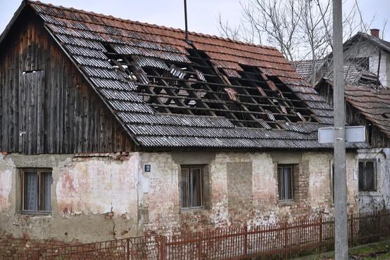 Območje Petrinje stresel zmeren potres, čutili so ga tudi na vzhodu Slovenije