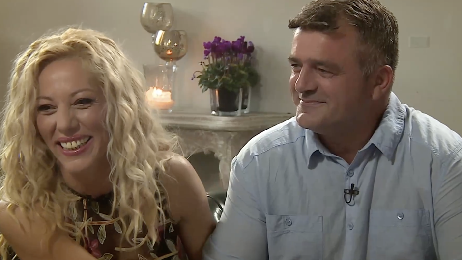V Ljubezni po domače pravo ljubezen našla Damjan in Jacqueline. A ena od teh zgodb se ni končala srečno! (foto: POP TV/posnetek zaslona)