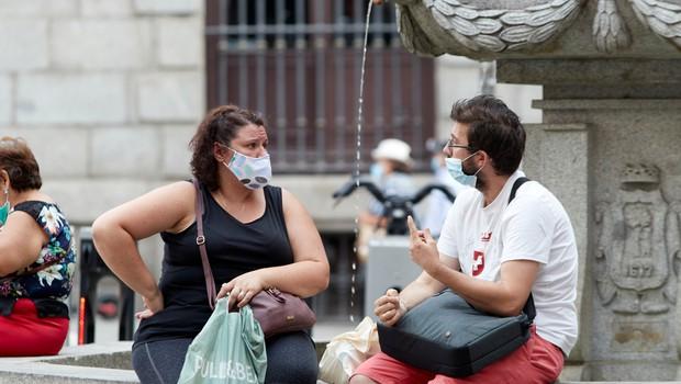 Španci, ki se ne bodo cepili, bodo registrirani (foto: Shutterstock)