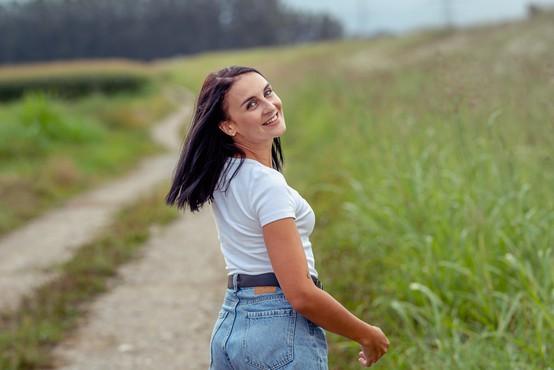 """Nina Držaj o 2021: """"Čas je za minimalizem, za odstranjevanje fizične, mentalne in čustvene navlake."""""""