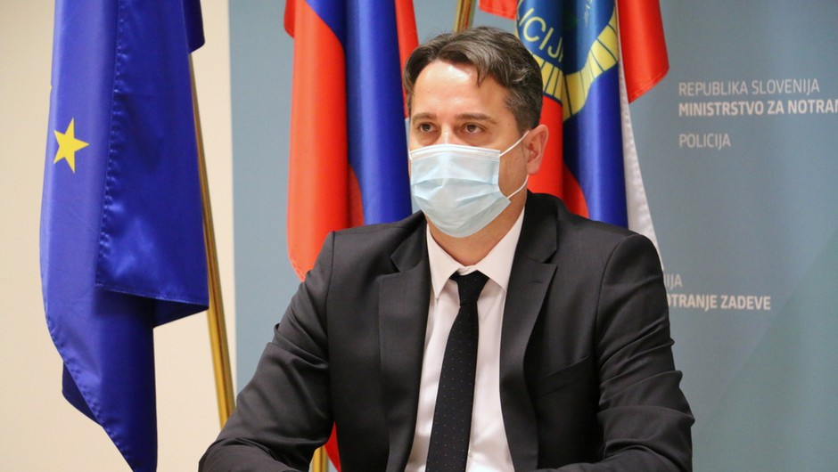Beno Meglič, vodja Sektorja kriminalistične policije na Policijski upravi Maribor (foto: Policija)