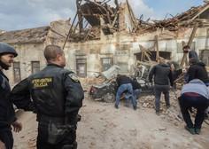 Zjutraj novi potresni sunki na Hrvaškem z magnitudami 4,7, 4,8 in 3,9, tresla se je tudi Slovenija