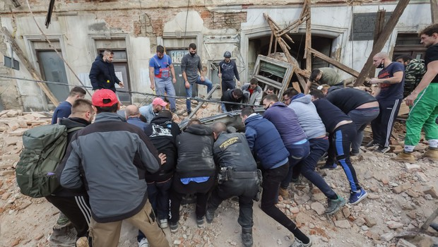 """Psihiater Ante Bagarić po potresu: """"To danes je bila atomska čustvena bomba!"""" (foto: profimedia)"""