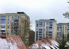 15 potresno najbolj ogroženih stolpnic v Ljubljani (foto)