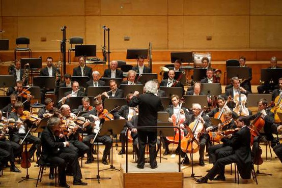 Novoletni koncert svetla izjema na dunajski glasbeni sceni