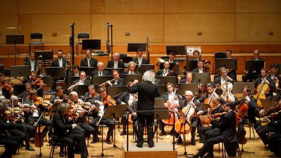 Novoletni koncert svetla izjema na dunajski glasbeni sceni (foto: Stanko Gruden/STA)