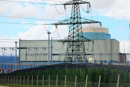 Nuklearko so ponoči ponovno zagnali, danes predviden prehod na polno obremenitev