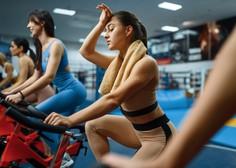 Od ponedeljka pod določenimi pogoji možna vadba v fitnesih