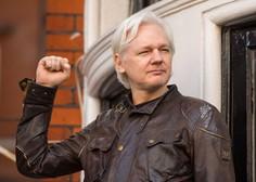 Britansko sodišče pred odločitvijo o izročitvi Juliana Assangea ZDA