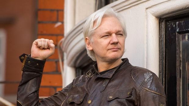 Britansko sodišče pred odločitvijo o izročitvi Juliana Assangea ZDA (foto: profimedia)