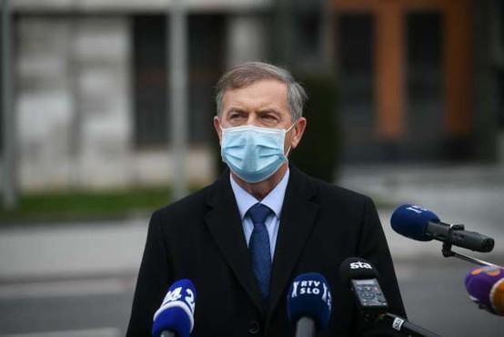 Zaradi okužb v DZ-ju Erjavec razmišlja o začasnem umiku kandidature za predsednika vlade