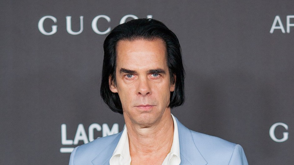 Nick Cave odgovarja Slovencu: Umetna inteligenca ne bo nikoli napisala odlične pesmi (foto: Profimedia)