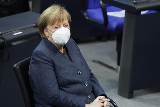 Nemčija ukrepe podaljšuje in dodatno zaostruje omejitev druženja