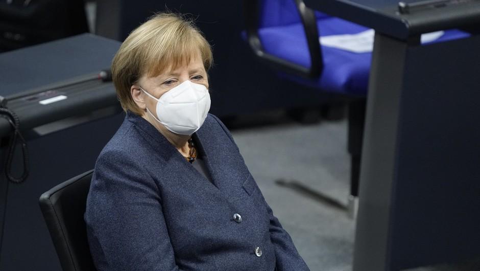 Nemčija ukrepe podaljšuje in dodatno zaostruje omejitev druženja (foto: Profimedia)