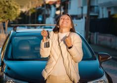 Lani v Sloveniji za več kot četrtino manjša prodaja novih avtomobilov