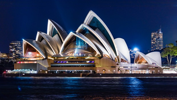 Sydneyjska opera prvič po marcu ponovno odpira svoja vrata (foto: Shutterstock)