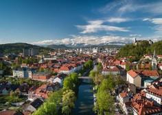 Lonely Planet Ljubljano uvrstil med osem najbolj trajnostnih mest na svetu