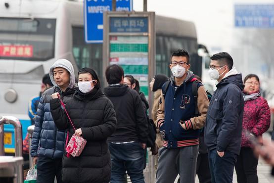 Na Kitajskem število novih okužb najvišje v zadnjega pol leta
