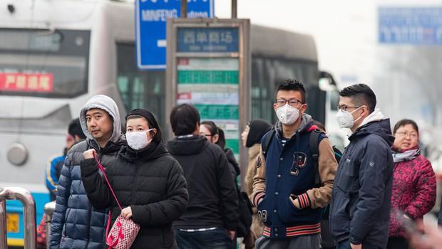 Na Kitajskem število novih okužb najvišje v zadnjega pol leta (foto: Shutterstock)