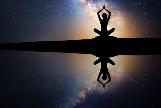 """Sporočilo spodbude, ki ga ta hip najbolj potrebujete: """"Mi smo vesolje!"""""""